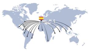 Aesekol España. Distribuidora internacional
