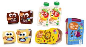 Alimentos infantiles Dulcesol