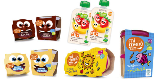 Productos de alimentación Dulcesol