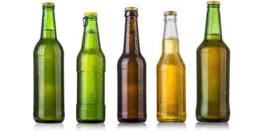 Bebidas con alcohol. Distribuidores Aesekol
