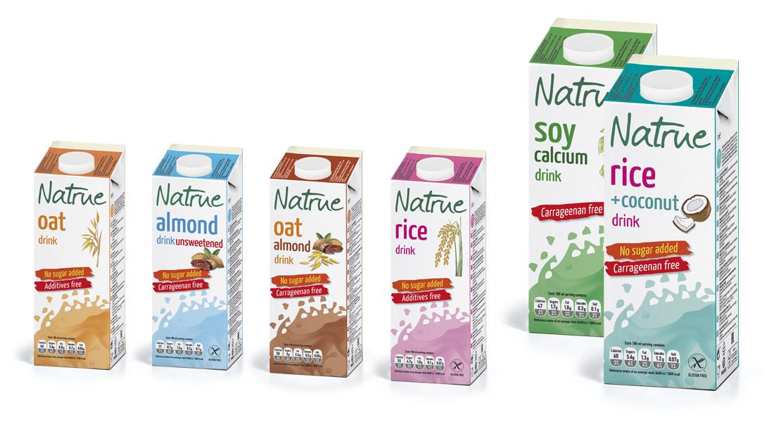 Bebidas naturales Liquats