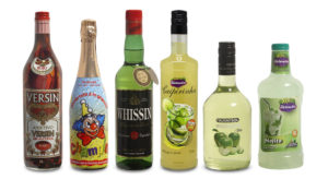 Non alcoholic drinks - Various