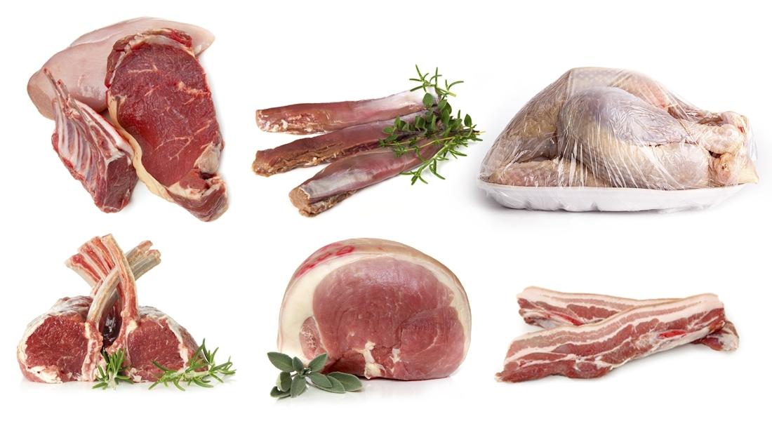 Distribuidores de carne