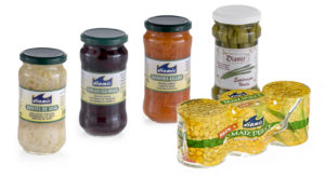 Conservas vegetales Diamir