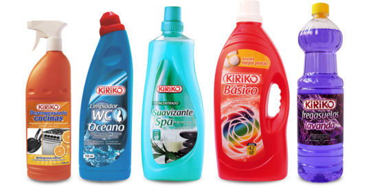Distribuidores productos marca Kiriko