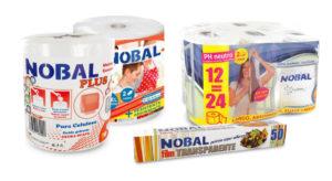 Productos hogar y aseo Nobal
