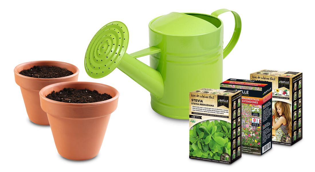 Distribuidores productos jardín