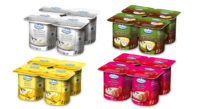 Distribuidores yogures La Asturiana