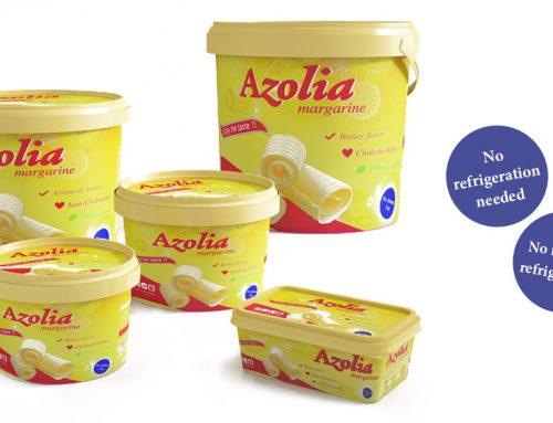 Margarinas Azolia