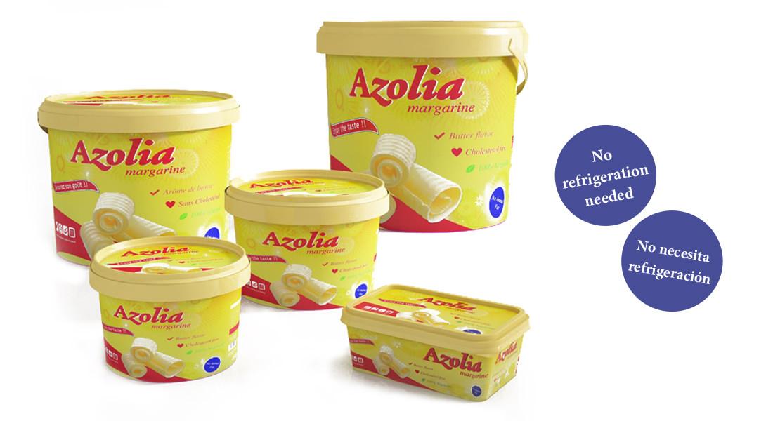Distribuidores margarina Azolia