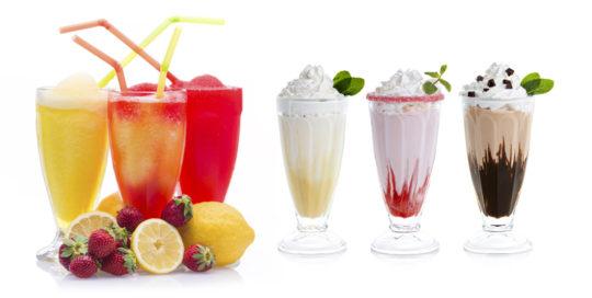 Batidos y zumos