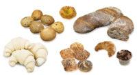 Productos de repostería y panadería