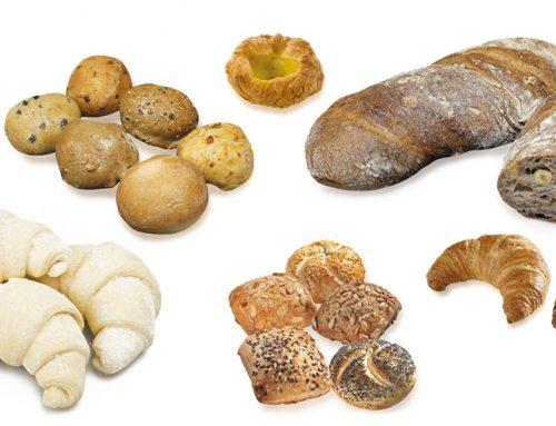 Congelados: Panadería