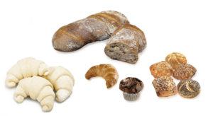 Refrigerados: Panadería