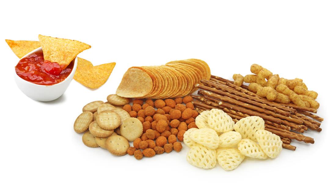 Distribuidores de snacks y aperitivos