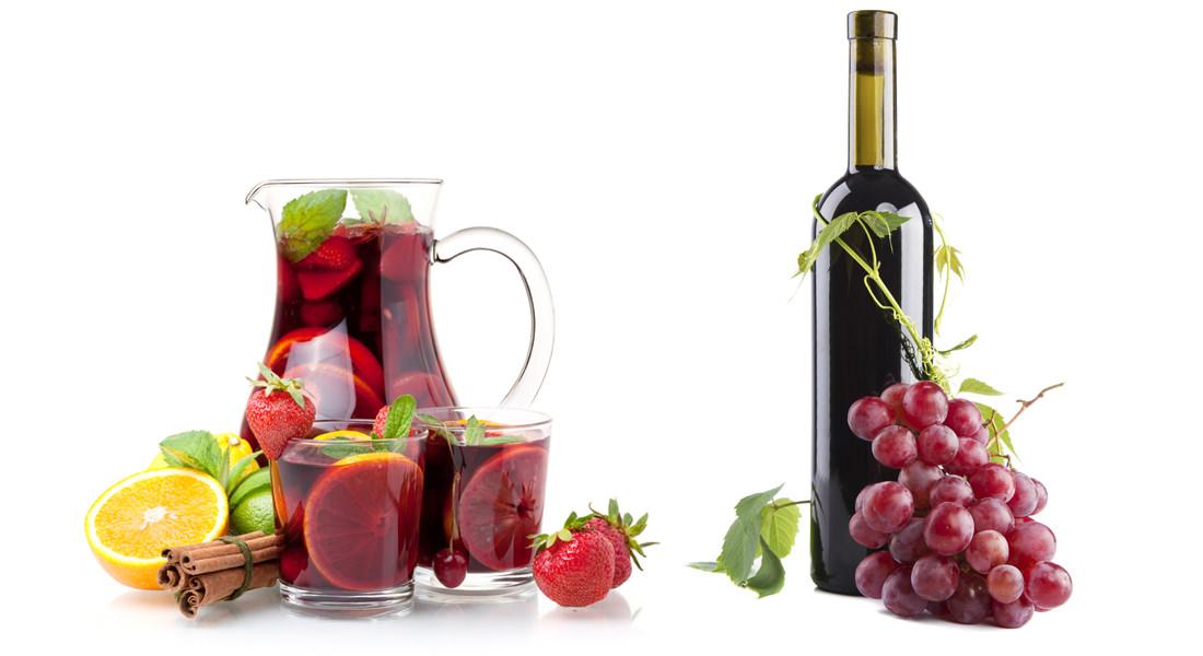 Distribuidores de vinos y sangrías