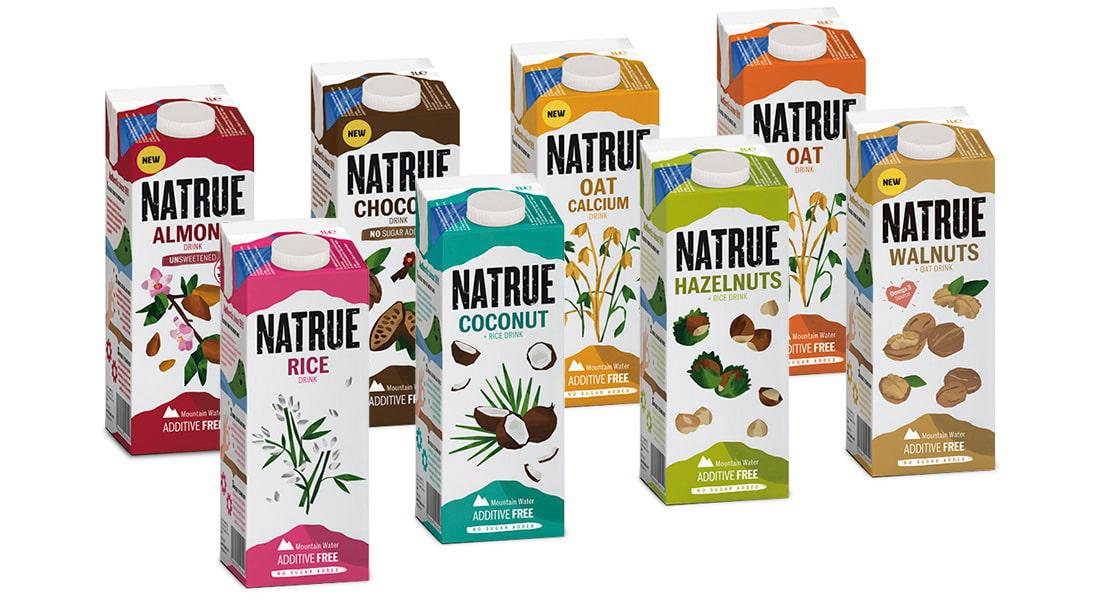 Bebida vegetal Natrue de Yosoy