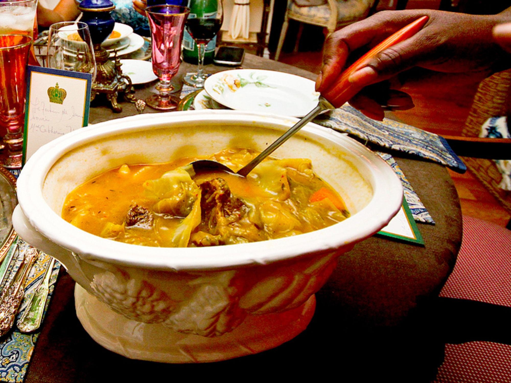 Sopa de Joumou