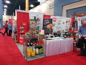 Stand feria Aesekol. 22nd Americas Food and Beverage