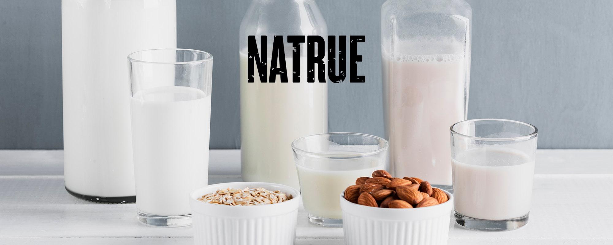 Bebida vegetal Natrue
