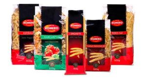 Pasta marca ROMERO. Canal Horeca