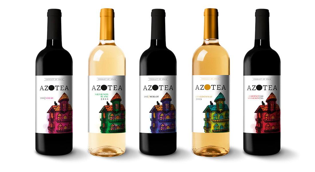 Vino español marca Azotea