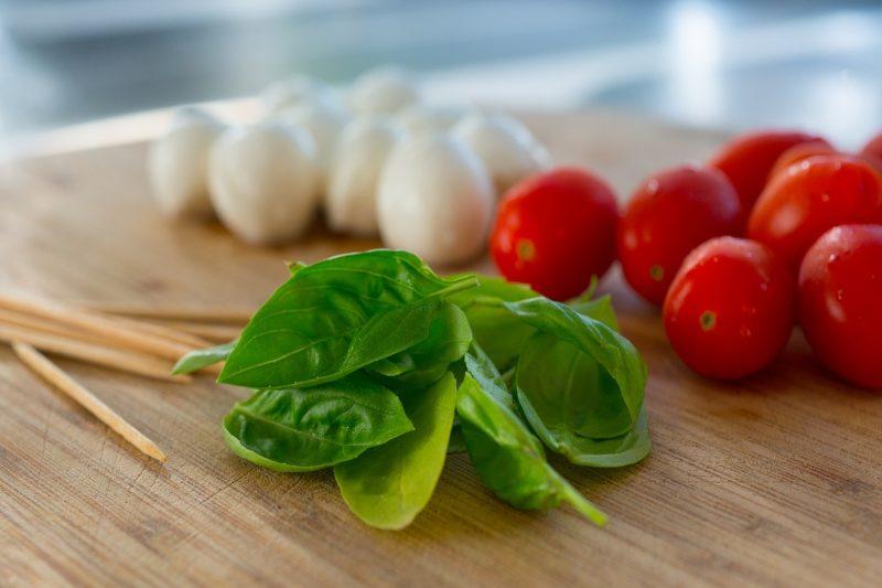 Alimentos dieta mediterránea