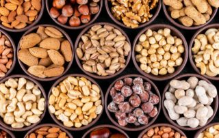 Properties and benefits of dried nuts Aesekol