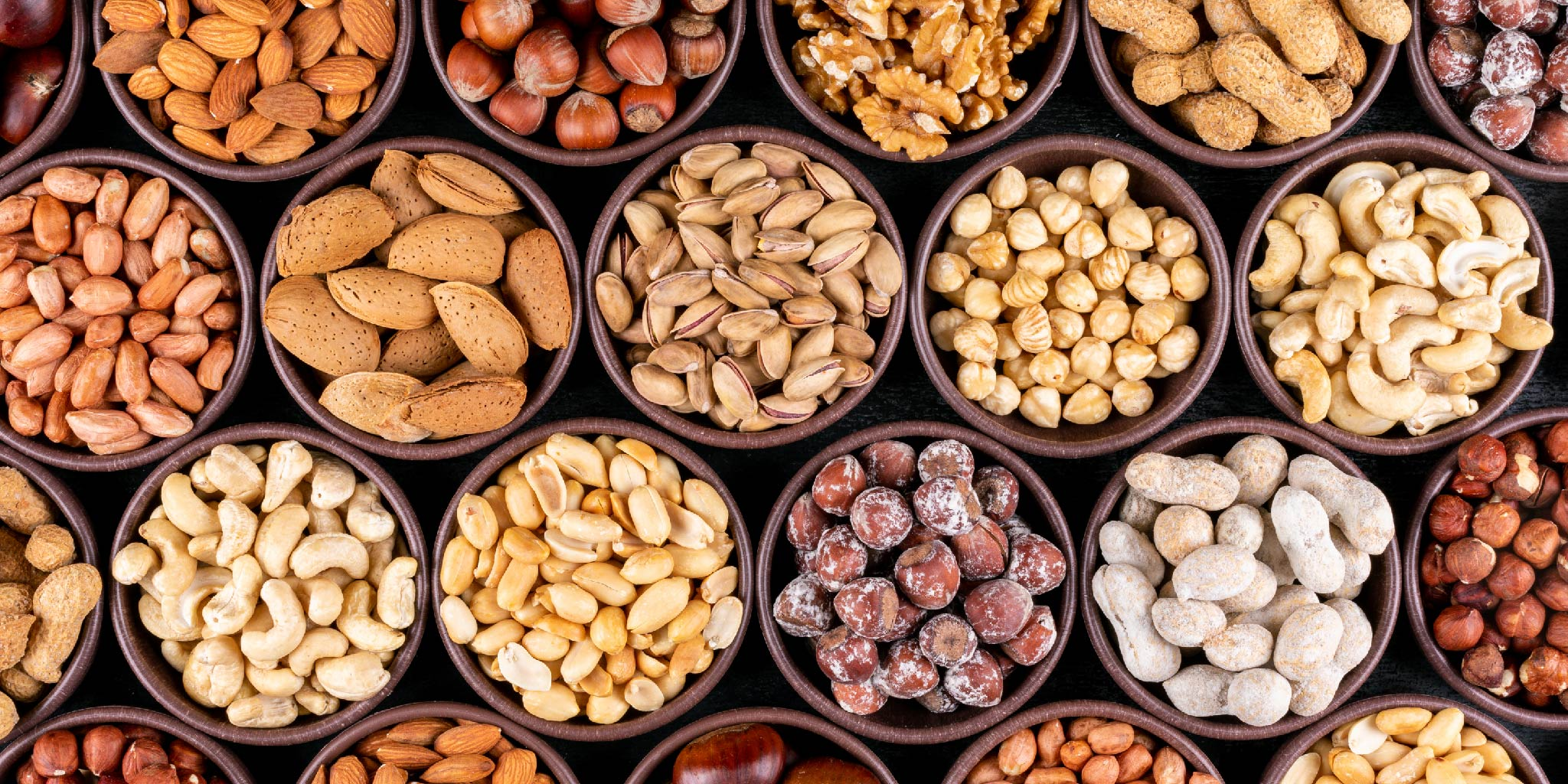 Frutos secos en granel Aesekol distribución internacional